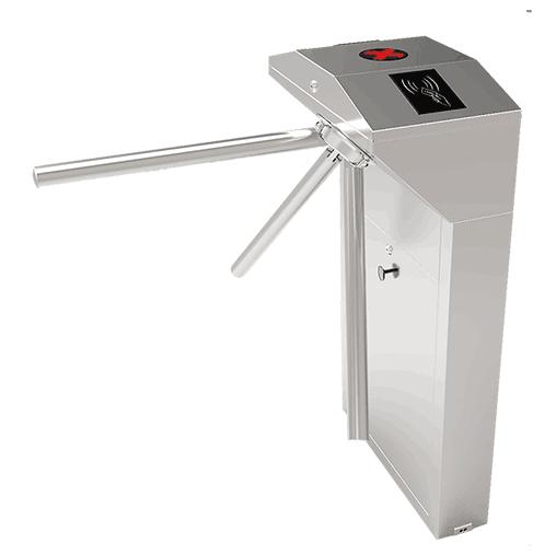 TS1011立式单机芯射频卡三辊闸