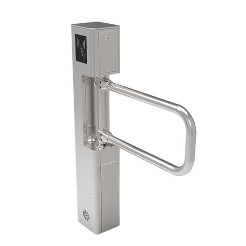 SBT1011S射频卡识别单通道立式摆闸