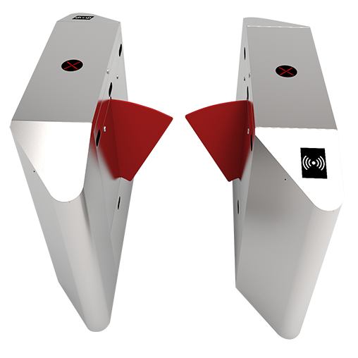 FBL3011射频卡识别智能单通道翼闸