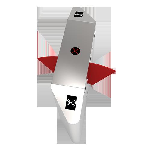 FBL3211射频卡识别智能双通道翼闸