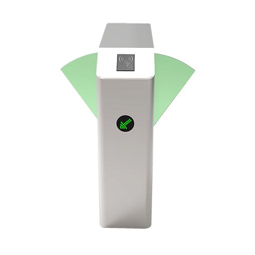 FB2211双机芯智能圆角翼闸