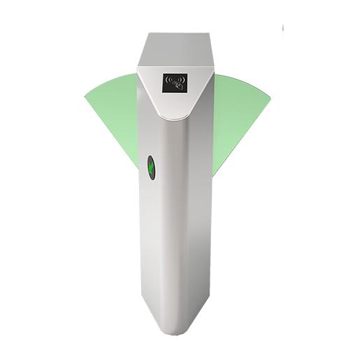 FB1211双机芯智能尖角翼闸