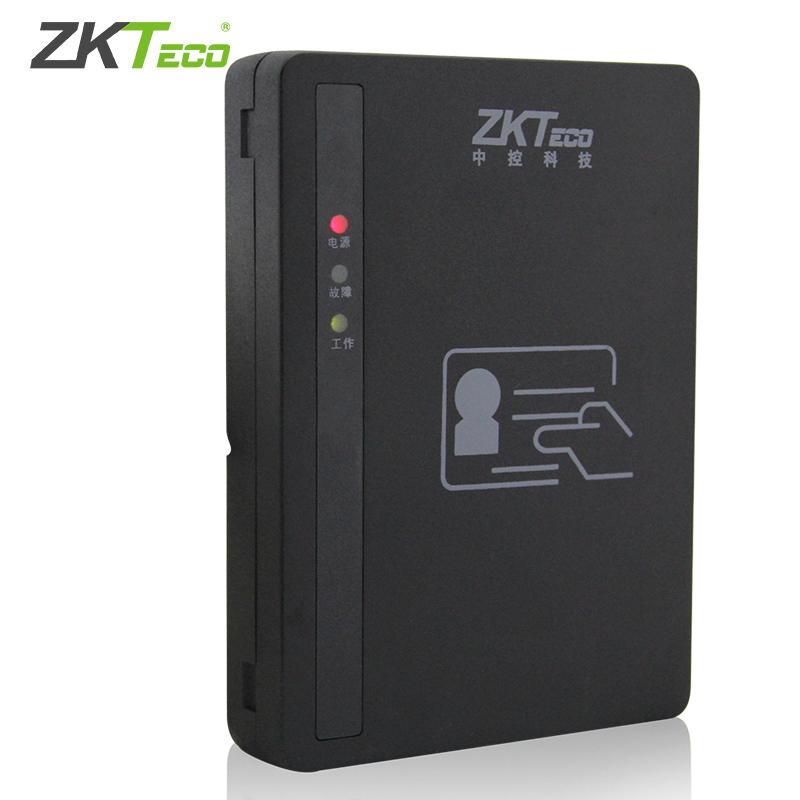 中控智慧(ZKTeco)IDM10第二三代身份证阅读器读卡器扫描仪
