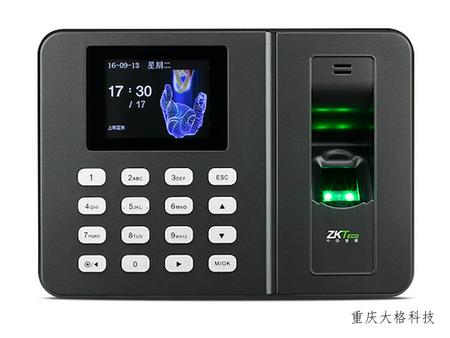 熵基科技D200考勤机
