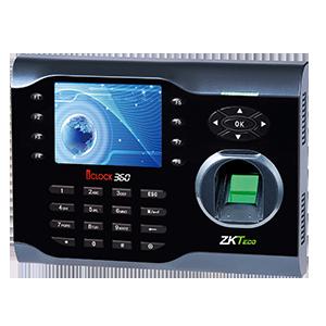 中控智慧考勤机iClock360 TFT彩屏专业型 密码+指纹识别