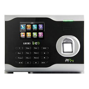中控智慧考勤机U100专业型  密码+指纹识别
