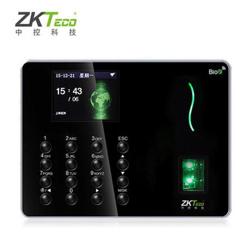 中控智慧考勤机D280 手机APP SSR报表 密码+指纹识别