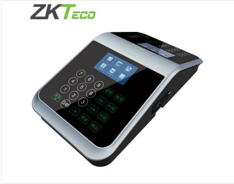中控智慧消费机 CM70 ID卡联网使用